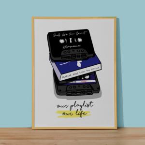 Regalo personalizado. Ilustraciones personalizadas, regalos únicos y originales.